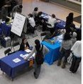 College job fair brings in a big crowd (Photo, compliments of Amy Tangel)
